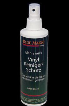1 x Blue Magic Vinyl Reiniger 236 ml mit Pumpzersteuber