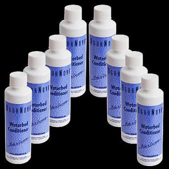 8 x Agua Nova Wasserbetten Konditionierer, Wasserbetten Conditionierer
