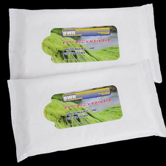 2 x Vinylreinigungs -Tücher 30 Stück,perfekte Pflege fürs Wasserbett