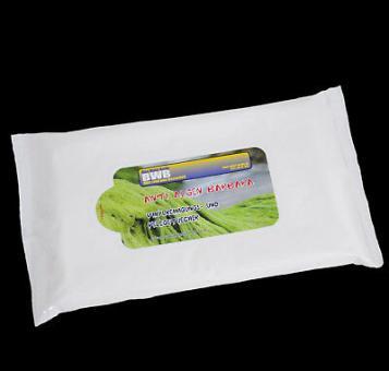 Vinylreinigungs -Tücher 15 Stück,perfekte Pflege fürs Wasserbett