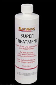 Blue Magic Super Shock -Treatment,hift bei gekipptem Wasser/Bett,(Geruch)