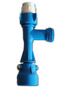 Wasserstrahlpumpe zum Entleeren kleine mengen Wasserbett / Aquarien sonstige