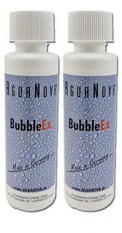 2 x Agua Nova Bubble Ex gegen Luftbildung  a 200gr