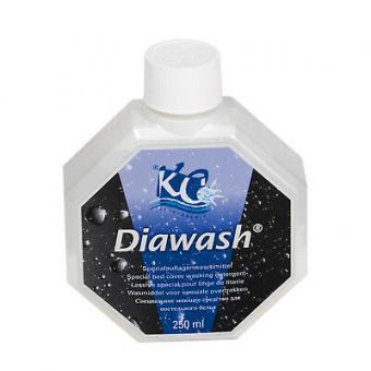 1 x DIAWASH  250ml,entwickelt für Matratzenbezüge und Wasserbettauflagen.